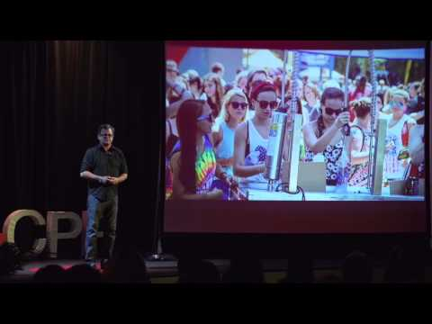 The Walmartization of music festivals  Kevin Lyman  TEDxCPP
