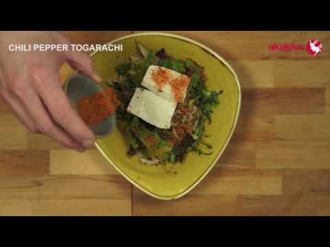 Tofu & Broccoli Poke Bowl (Vegan) from Akakiko Nicosia, Cyprus