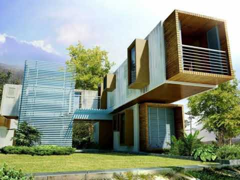 35 + Shipping Container Homes that will Blow You Away, Container Home Designs