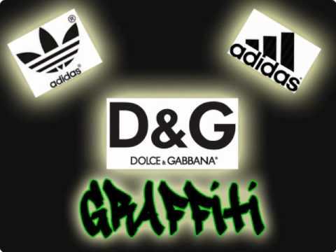 Граффити, Статусы, Фразы, Афоризмы в ВКонтакте, Adidas, D&G