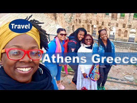Visiting the Acropolis | Athens, Greece Vlog Day 11 | Greek Isle Cruise