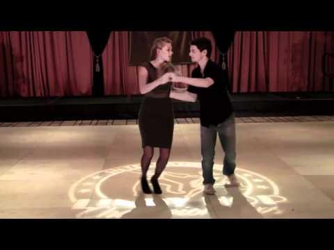 2010 ILHC - Open Jack & Jill Lindy Finals - Haggai & Mimi