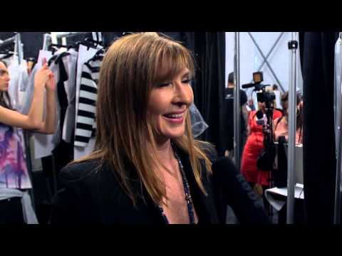Interview with Nicole Miller - MBFW Spring 2015 Collection
