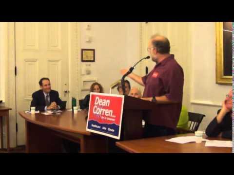 Dean Corren for Lt  Governor - Kickoff