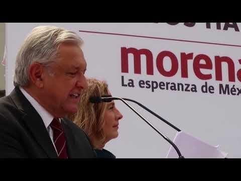 EL AMOR DE AMLO: ANTIDOTO PARA LAS DIVISIONES POLITICAS.