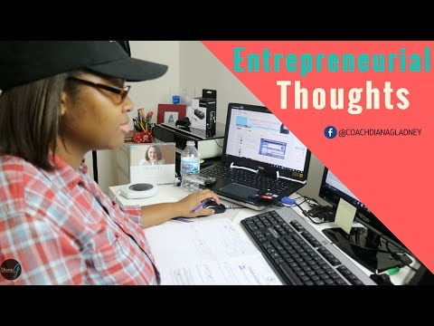 Entrepreneurial Thoughts: Creating Independence in Business