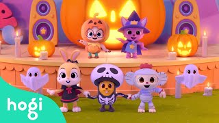 ???? Boo hoo! Happy Halloween Everyone! | + Compilation | Nursery Rhymes for Kids | Play with Hogi