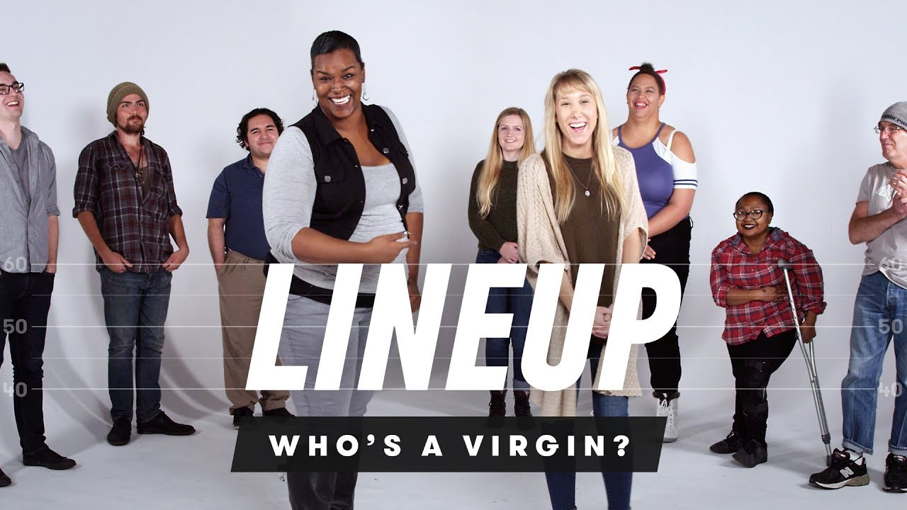 Download People Guess Who's a Virgin from a Group of Strangers | Lineup | Cut
