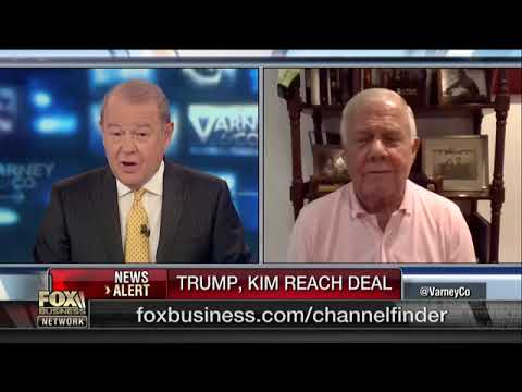 Billionaire Jim Rogers - About Investing In North Korea - 13