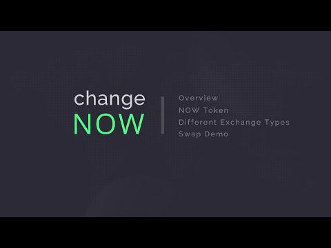ChangeNow – Instant Crypto Exchange | Non-custodial exchange platform | Complete Overview