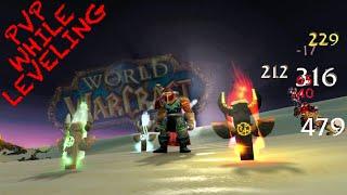 Enhancement Shaman PvP (Classic World Of Warcraft )