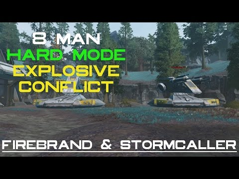 8M HM Firebrand & Stormcaller - Explosive Conflict - Www.Hayete.net