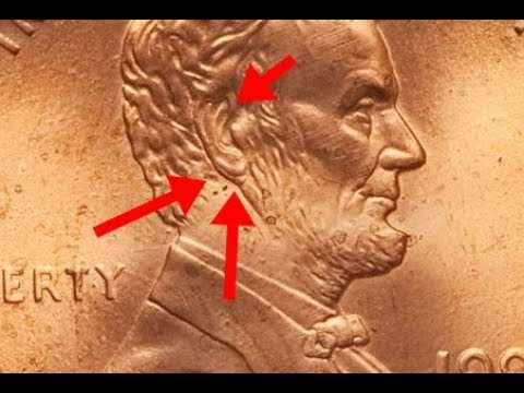The 1997 DOUBLED EAR Lincoln Cent is a Valuable Find in Change - Also  Search Those Coin Rolls!