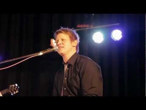 Danny Sewards Band live at Salford University (Music Day Live)
