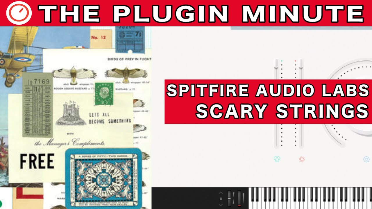 Spitfire Audio LABS Scary Strings Free Plugin | The Plugin Minute | SYNTH  ANATOMY