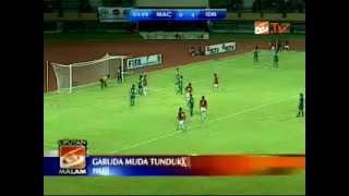AFC Qualifiers U22 2013: Indonesia U22 2 Vs 1 Macau U22