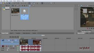 Basic Sony Vegas Tutorial ( Adding Music To Videos)