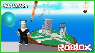 A New Chapter in Survival! We bought balloons! Roblox Survival disaster with Panda