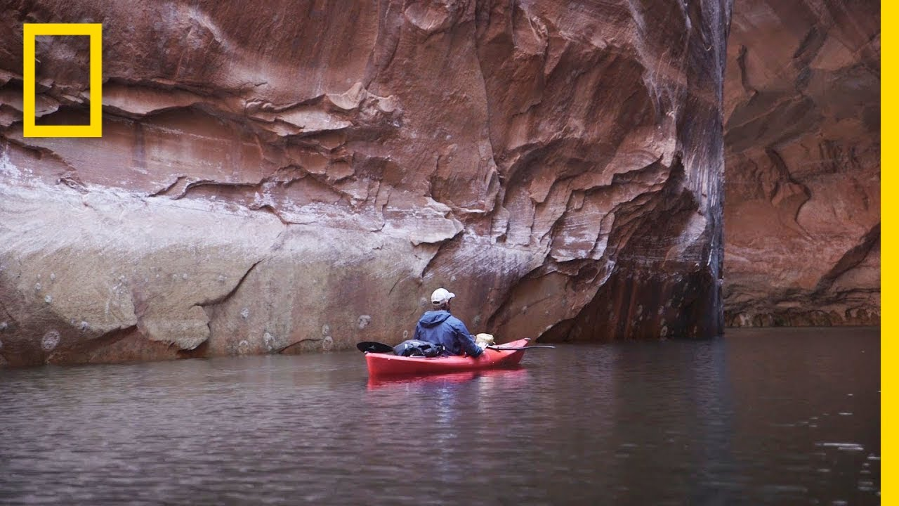 Rediscovering Glen Canyons Lost Wonders by Kayak | Short Film Showcase