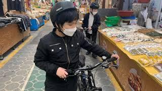 부산자전거강습 / 어린이자전거교육