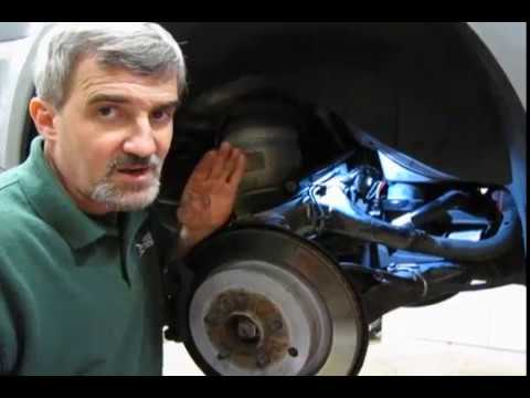 Atlantic British Presents: Ride Height Sensor Replacement For Range Rover