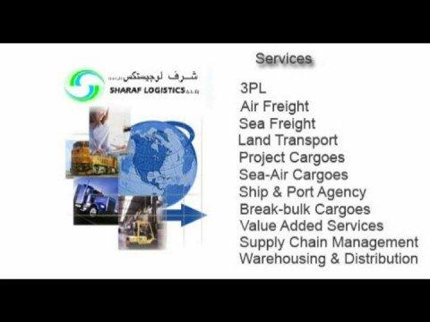 Sharaf Logistics