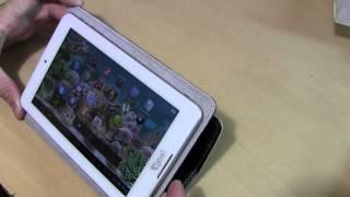 Планшетный компьютер 3Q Surf RC0722C 8Gb Wi Fi, Android 4 1, белый(, 2013-07-23T21:14:50.000Z)