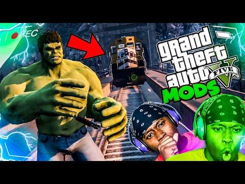 can-the-hulk-stop-the-train-in-gta-5?!?-(gta-5-pc-hulk-mod-+-super-powers)