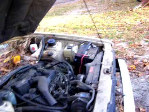 1982 VW Rabbit Diesel