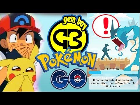POKEMON GO [PARODIA] - Gem Boy