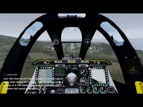 ArmA 3 - 74th FS (506th) Operation: Thunderstorm 03-18 Task Force Bravo