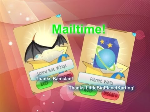 Animal jam mailtime scary bat wings planet walls youtube - How to get a bat on animal jam ...
