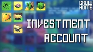 Grow Home - All Data Bank Entry Locations (Investment Account Trophy)