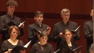 Brahms: Begräbnisgesang ∙ hr-Sinfonieorchester ∙ Collegium Vocale Gent ∙ Philippe Herreweghe