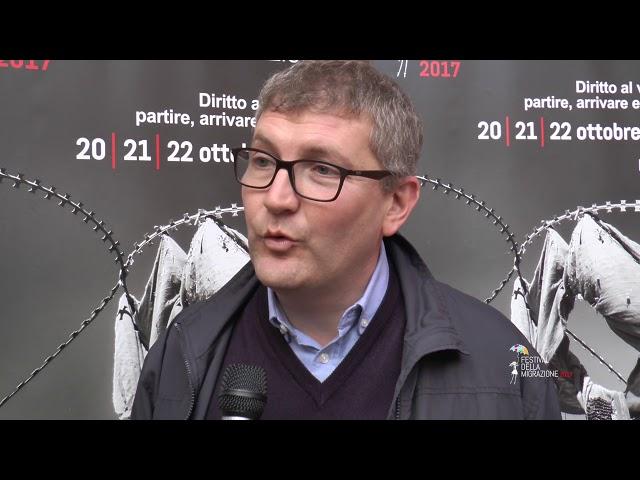 Festival della migrazione2017_INTERVISTE_Camillo Ripamonti