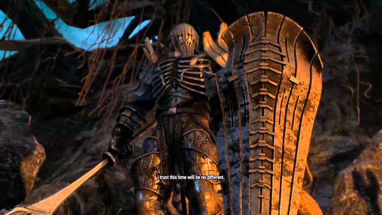 Witcher   Death March Ng Build