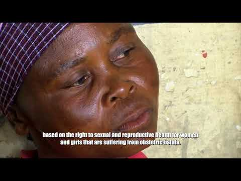 Hold My Hand: A partnership to restore the lives of women suffering from obstetric fistula