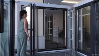 Katlanır Kapı Sistemleri
