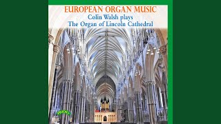 4 Pieces for Organ, Op. 37 (Excerpts) : No. 4, Choral