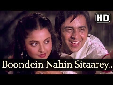 Saajan Ki Saheli - Boondein Nahin Sitare Tapke Hai - Mohd.Rafi - Vinod Mehra - Rekha