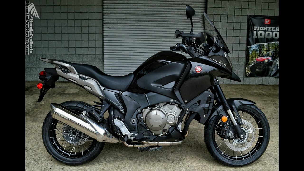 2016 honda vfr1200x adventure motorcycle crosstourer review at youtube. Black Bedroom Furniture Sets. Home Design Ideas