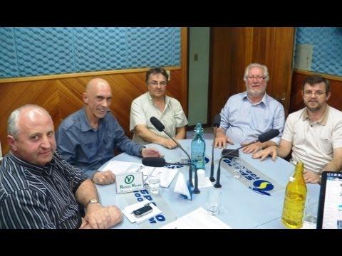 13 11 13 Debate na Rádio Spaço FM 100.9 Programa Rogério Portolan 1 ª Parte