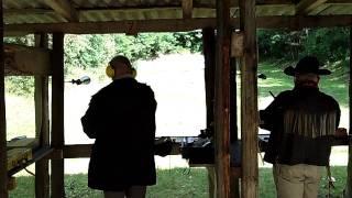 Na strzelnicy w Borowicy