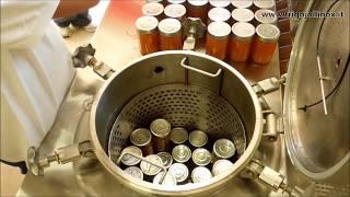 FRIGOJOLLINOX srl BM50 Banco multifunzione per marmellate confetture conserve sott'oli ecc..