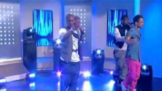 JLS - She Makes Me Wanna - Live