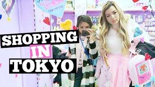 SHOPPING IN HARAJUKU! | Tokyo Day 6