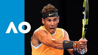 Rafa expels Demon in final game for the ages (3R) | Australian Open 2019