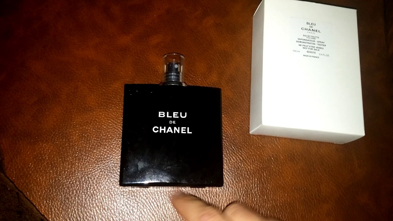 Parfum Tester Un Mare Fake Youtube