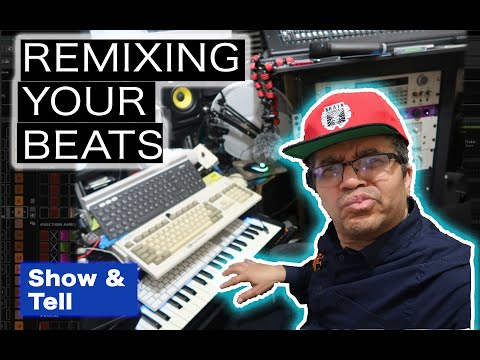 SHOW AND TELL - TWEEKING REMIXING YOUR TRACKS IN RENOISE PART 4