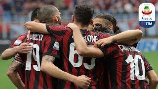 Milan - Fiorentina 5-1 - Matchday 38 - ENG - Serie A TIM 2017/18